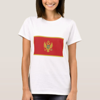 Montenegro Flag Products T-Shirt