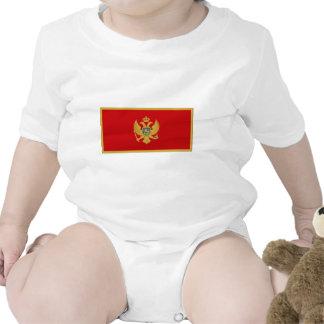 Montenegro Flag Tees