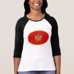 Montenegro Gnarly Flag T-Shirt