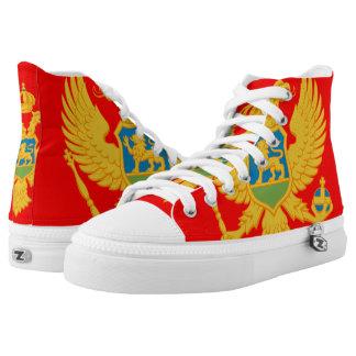 Montenegro High-Top Sneakers