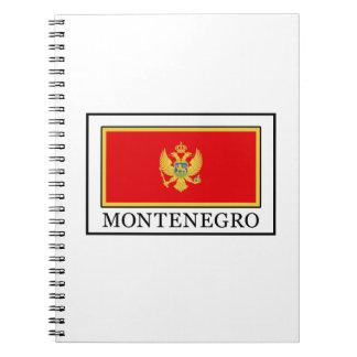 Montenegro Notebook