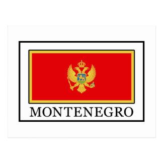 Montenegro Postcard