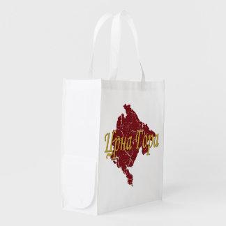 Montenegro Reusable Grocery Bag