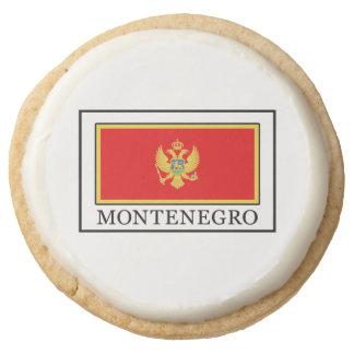 Montenegro Round Shortbread Cookie