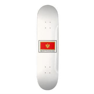 Montenegro Skateboard