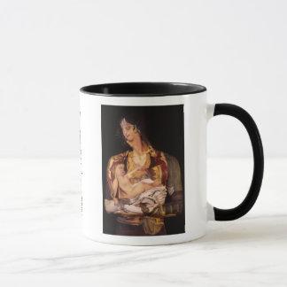 Montenegro Woman With Child Mug