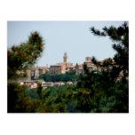 Montepulciano, Italy Postcard