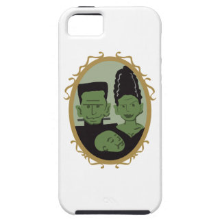 Monter Family iPhone 5 Cover