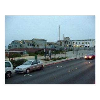 Monterey Aquarium Postcard