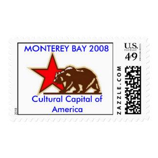 MONTEREY BAY 2008 POSTAGE
