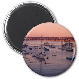 Monterey Bay California 1985 Magnet