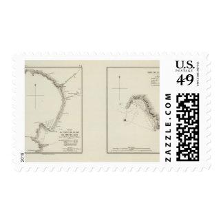 Monterey Bay, California Stamp