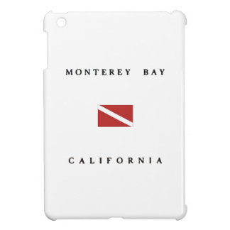 Monterey Bay California Scuba Dive Flag Case For The iPad Mini