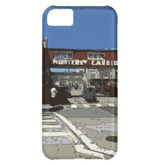 Monterey Bay Cannery Row Painting iPhone 5C Cover