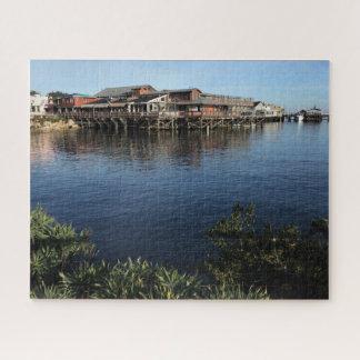 Monterey Bay Fisherman's Wharf California Puzzle