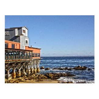 Monterey Bay Postcard