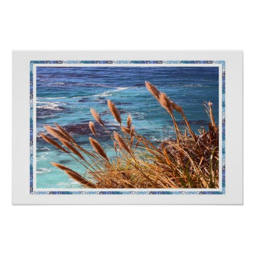 Monterey Bay Poster Posters