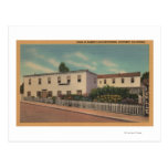 Monterey, CA - Home of Robert Louis Stevenson Postcard