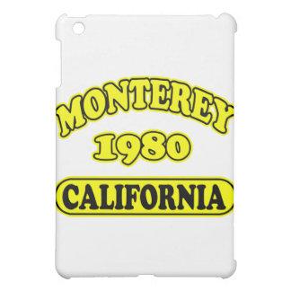 Monterey,Ca -- T-Shirt iPad Mini Case