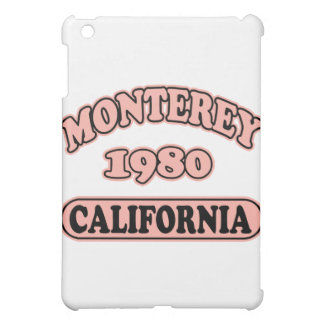 Monterey,Ca -- T-Shirt Cover For The iPad Mini