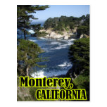 Monterey California -- Franqueo Postales