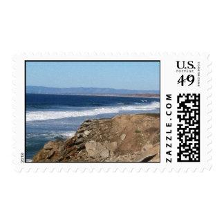 Monterey California -- Franqueo