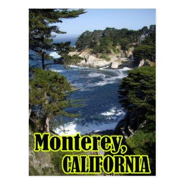CentralCoastClothing Monterey California -- Postage Postcard