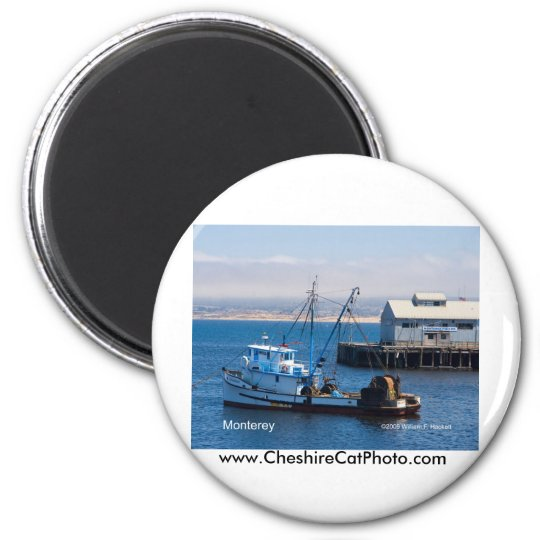 Monterey California Products Magnet