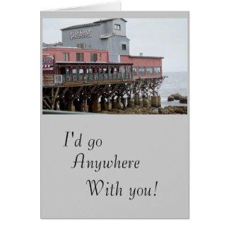 Monterey Card