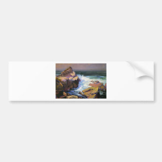 Monterey Coast Bumper Sticker