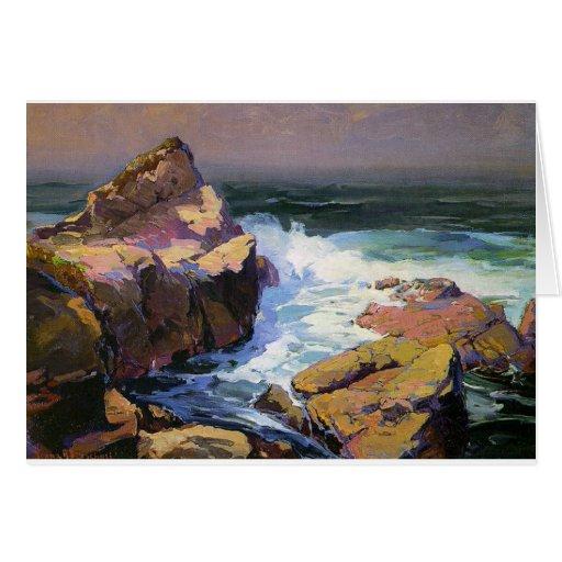 Monterey Coast Card