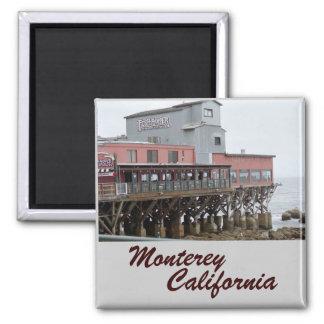 Monterey Imán Cuadrado