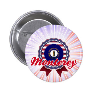 Monterey, KY Button