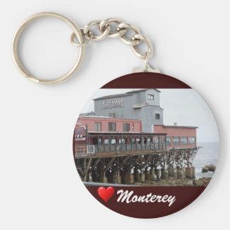 Monterey Llavero Redondo Tipo Pin