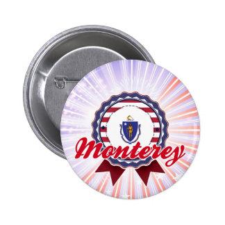 Monterey, MA Pin