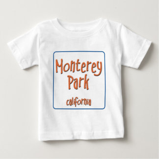 Monterey Park California BlueBox Baby T-Shirt