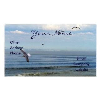 Monterey Scene Business Card