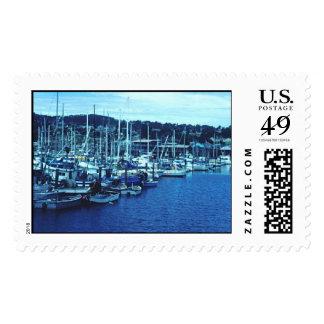 Monterey Sello Postal