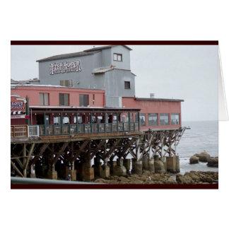 Monterey Tarjeta De Felicitación