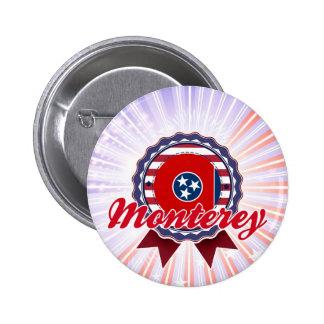 Monterey, TN Pinback Button