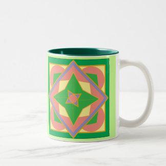 Monterey Two-Tone Coffee Mug