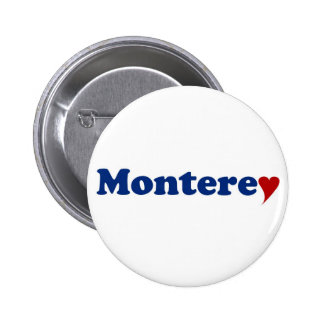 Monterey with Heart Pins