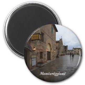 Monteriggioni Imán Para Frigorífico