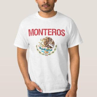 Monteros Surname T-Shirt