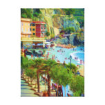 Monterosso Cinque Terre Lona Estirada Galerias