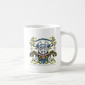 Montesori Peace Coffee Mug