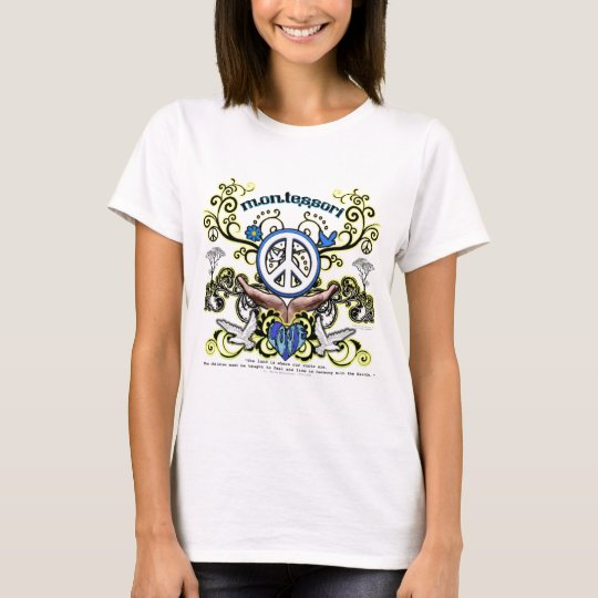 Montesori Peace T-Shirt