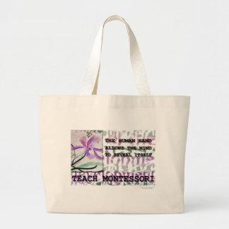 Montessori Iris Tote Bag