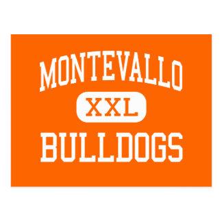 Montevallo - Bulldogs - High - Montevallo Alabama Postcard