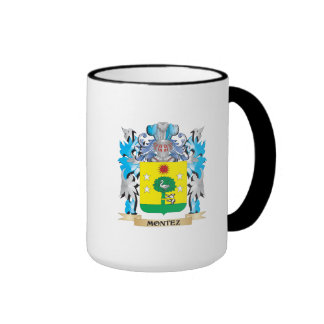 Montez Coat of Arms - Family Crest Coffee Mugs